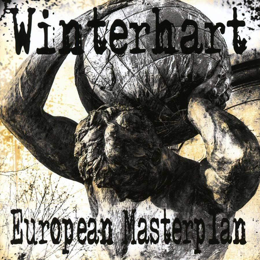 Winterhart: European Masterplan (2017) Book Cover
