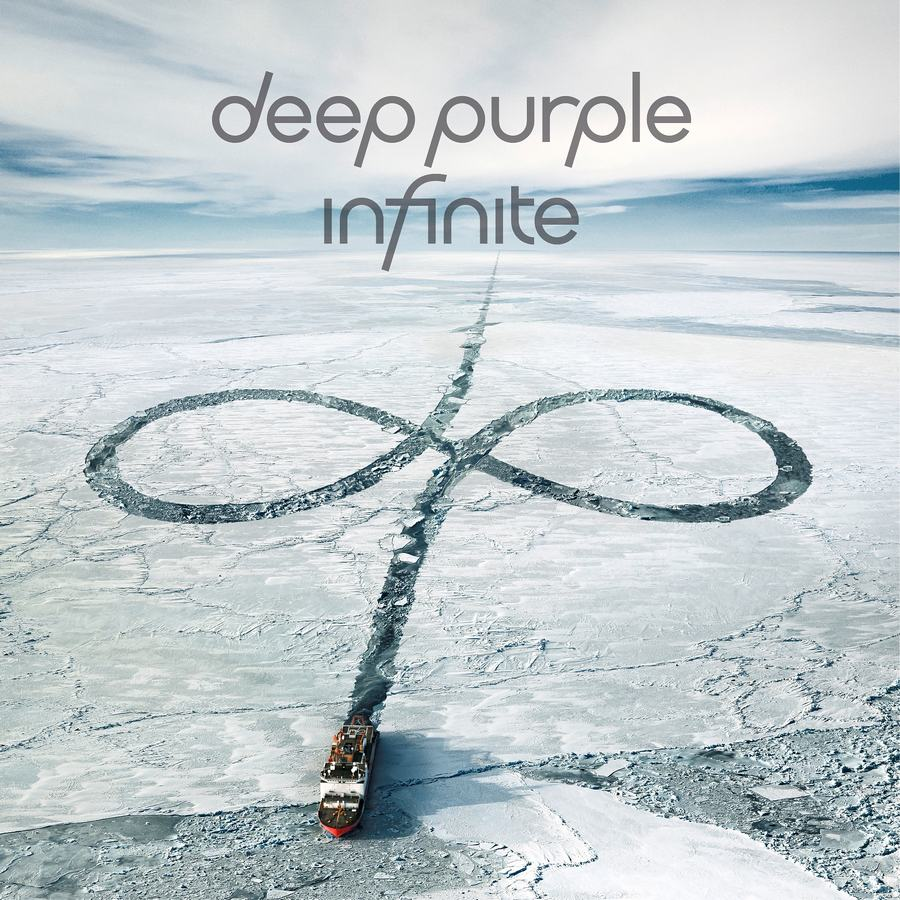 Deep Purple: inFinite (2017) Book Cover