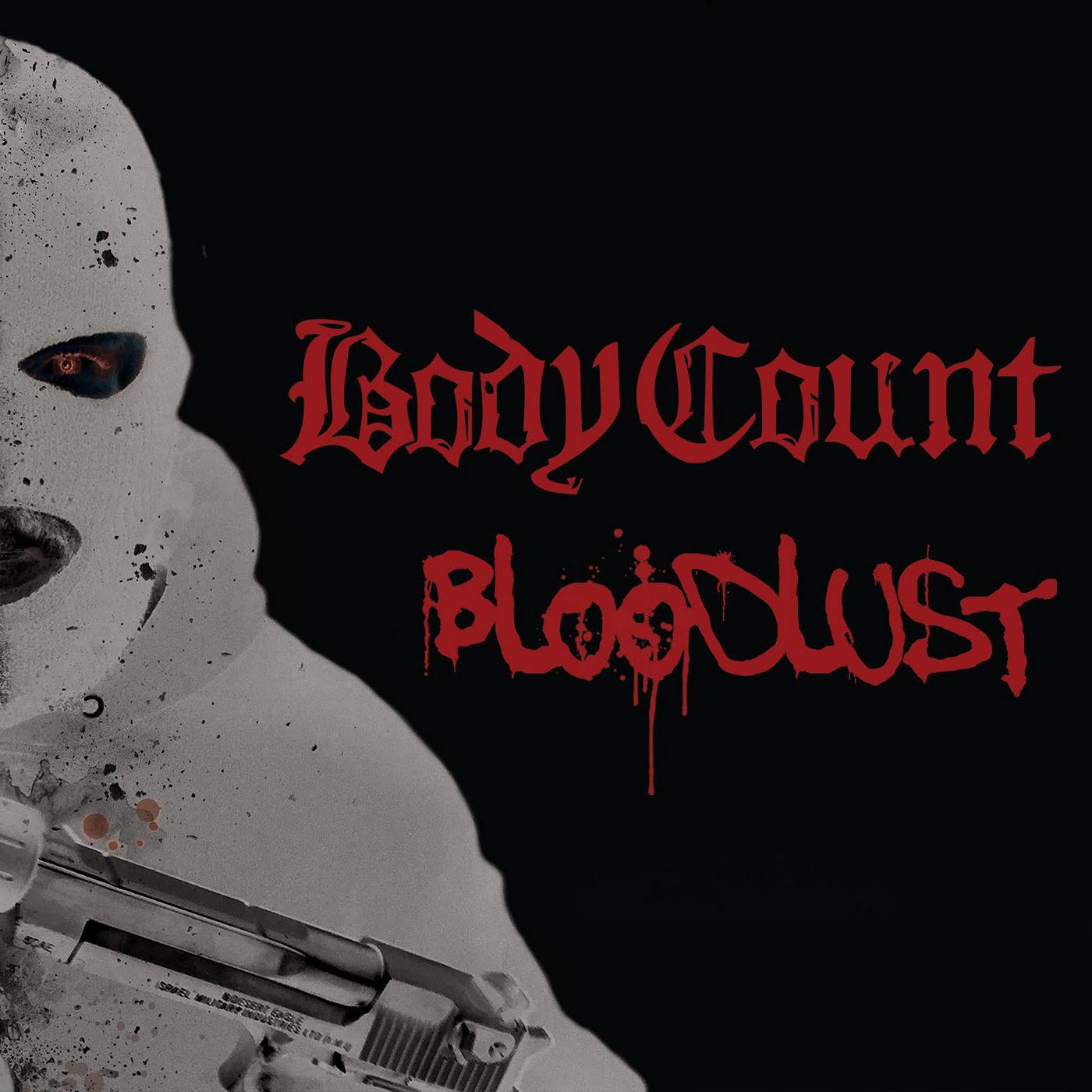 Body Count: Bloodlust (2017) Book Cover