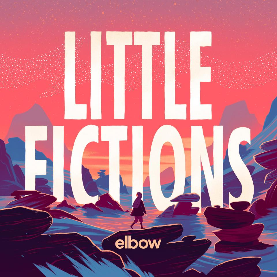 Elbow: Little Fictions (2017) Book Cover