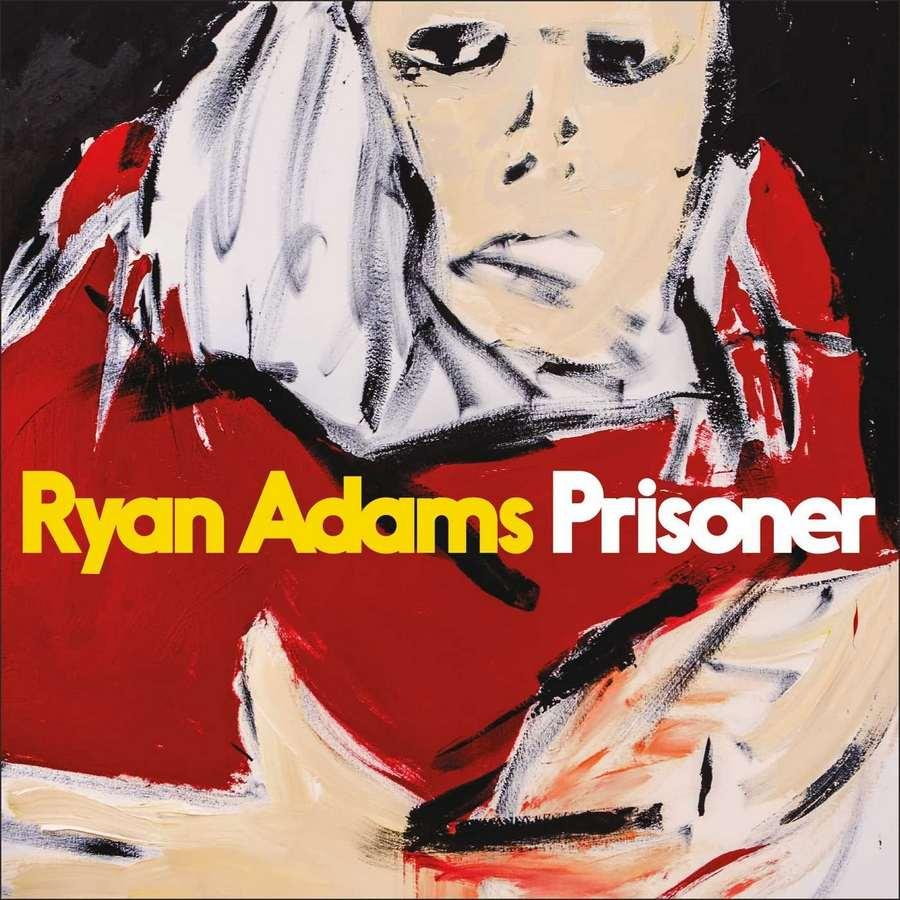 Ryan Adams: Prisoner (2017) Book Cover