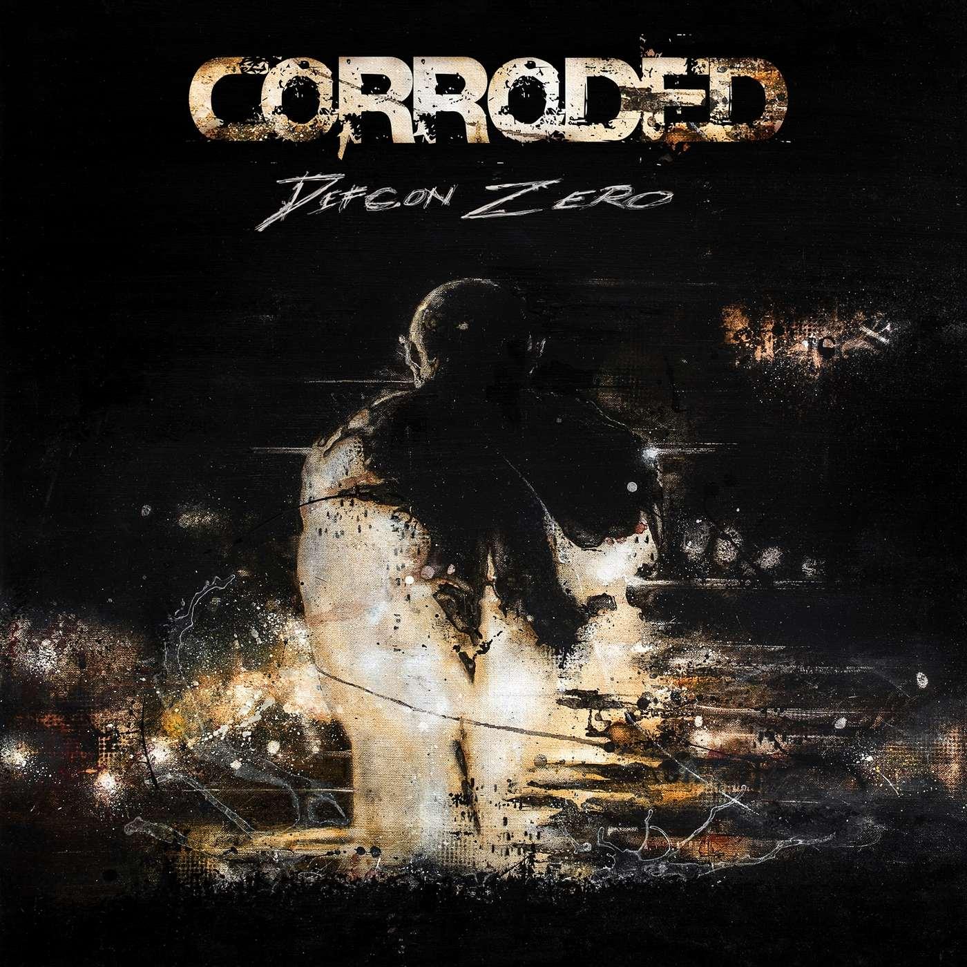 Corroded: Defcon Zero (2017) Book Cover