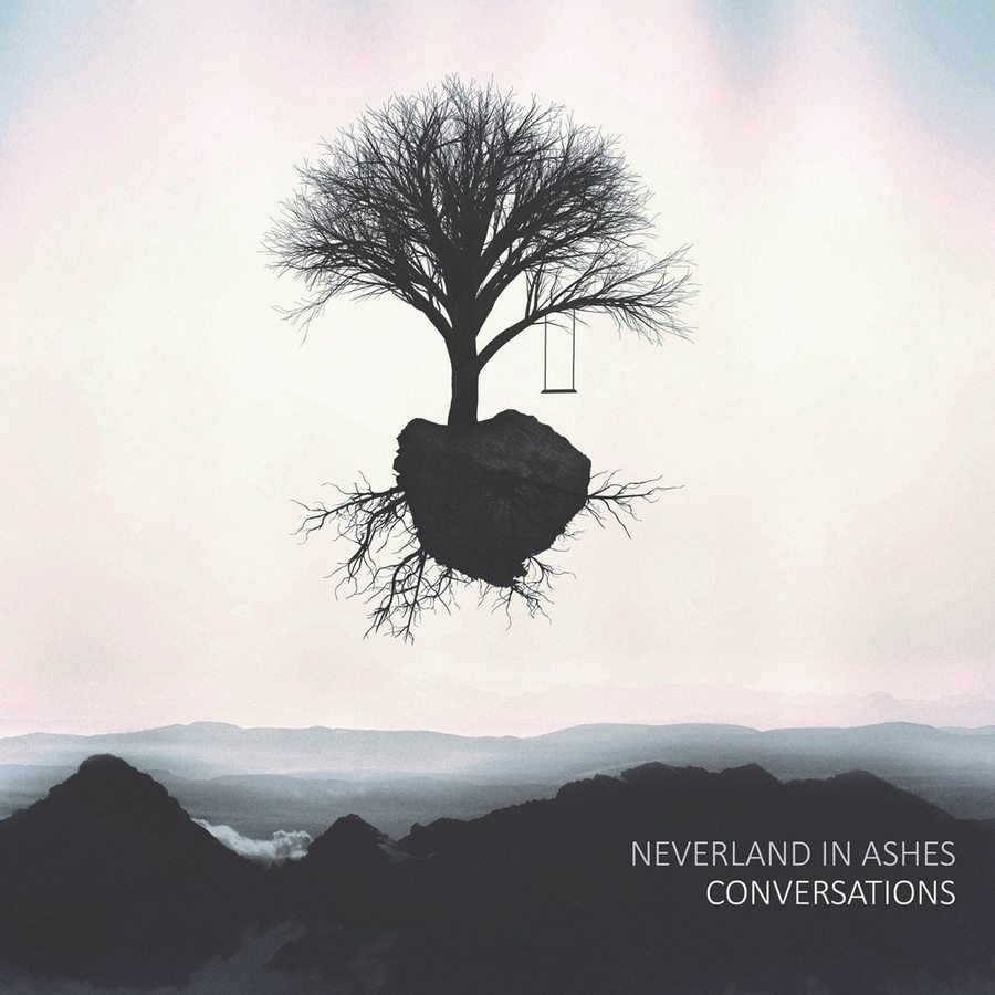 Neverland In Ashes: Conversations (2017) Book Cover