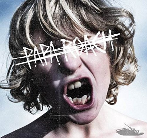 Papa Roach: Crooked Teeth (2017) Book Cover