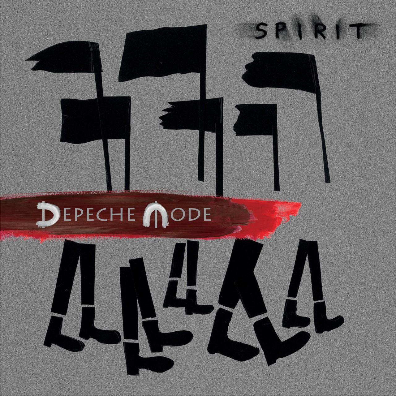 Depeche Mode: Spirit (2017) Book Cover
