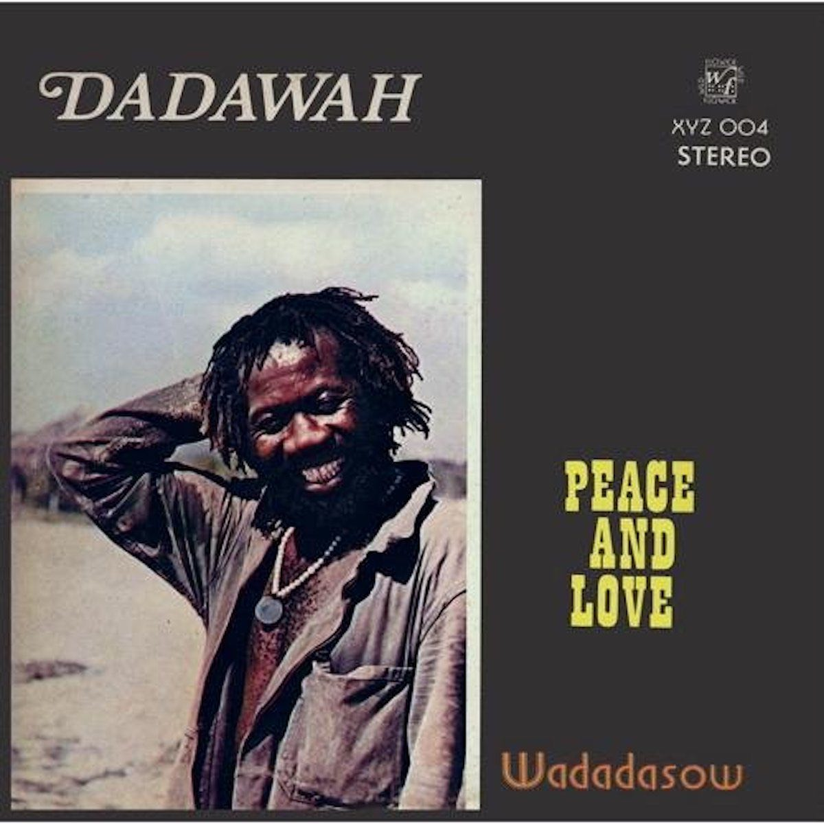 Dadawah: Peace & Love (1974) Book Cover