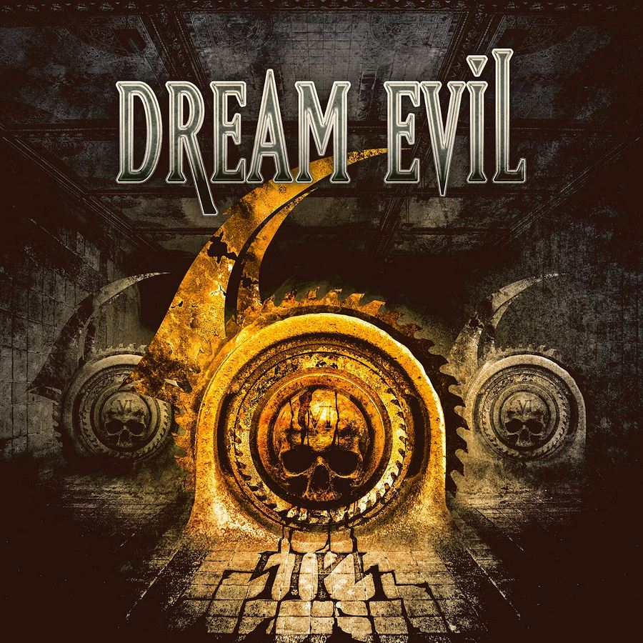 Dream Evil: Six (2017) Book Cover