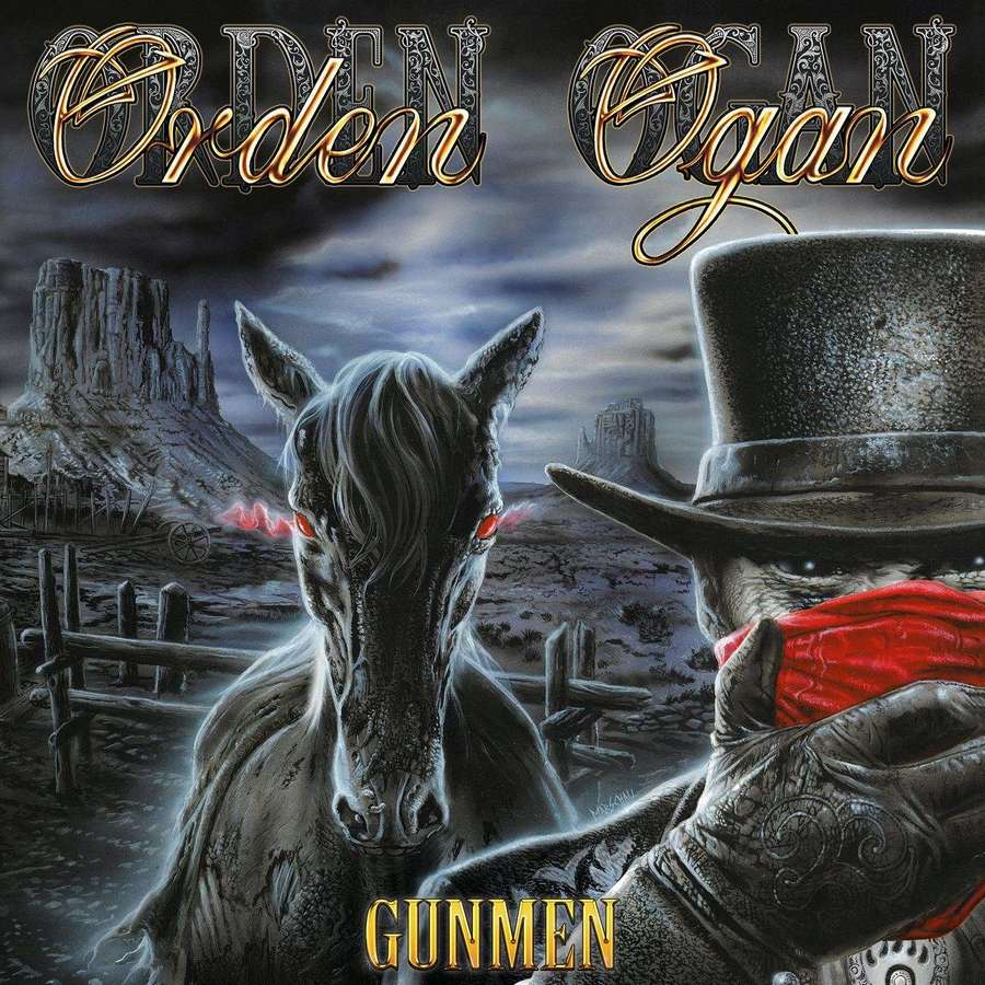 Orden Ogan: Gunmen (2017) Book Cover