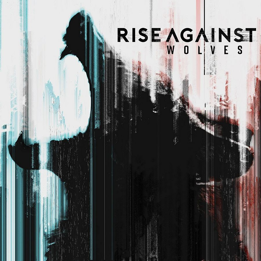 Rise Against: Wolves (2017) Book Cover