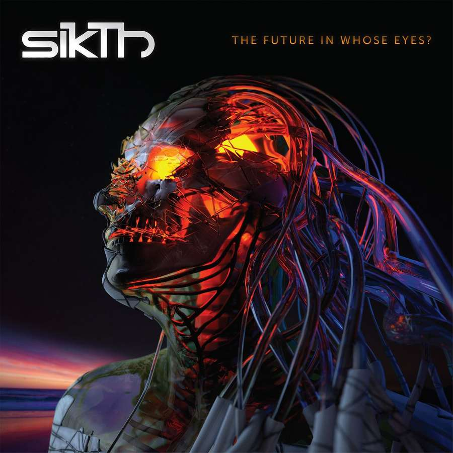 Sikth: The future in whose eyes? (2017) Book Cover