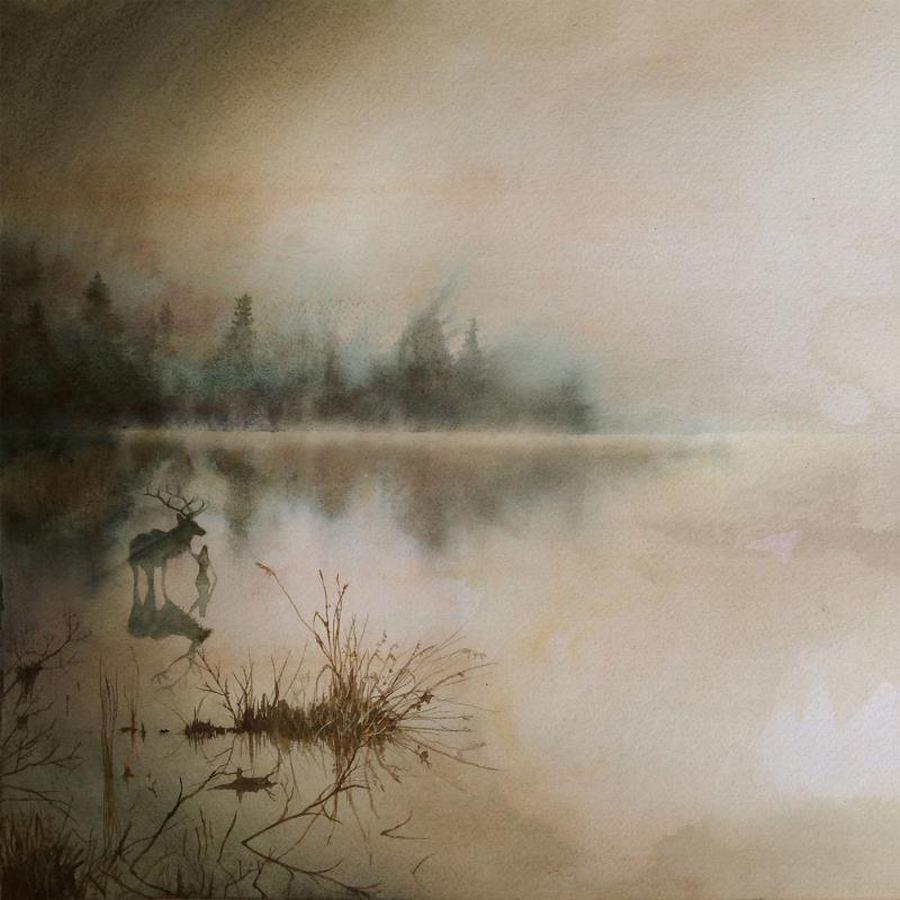 Sólstafir: Berdreyminn (2017) Book Cover
