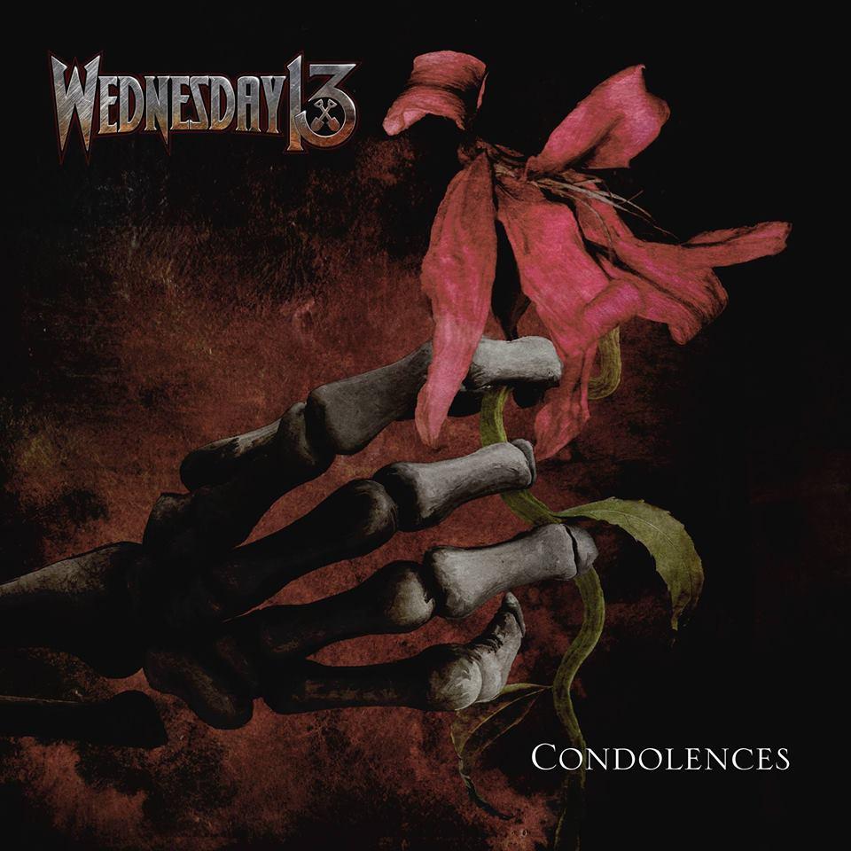 Wednesday 13: Condolences (2017) Book Cover