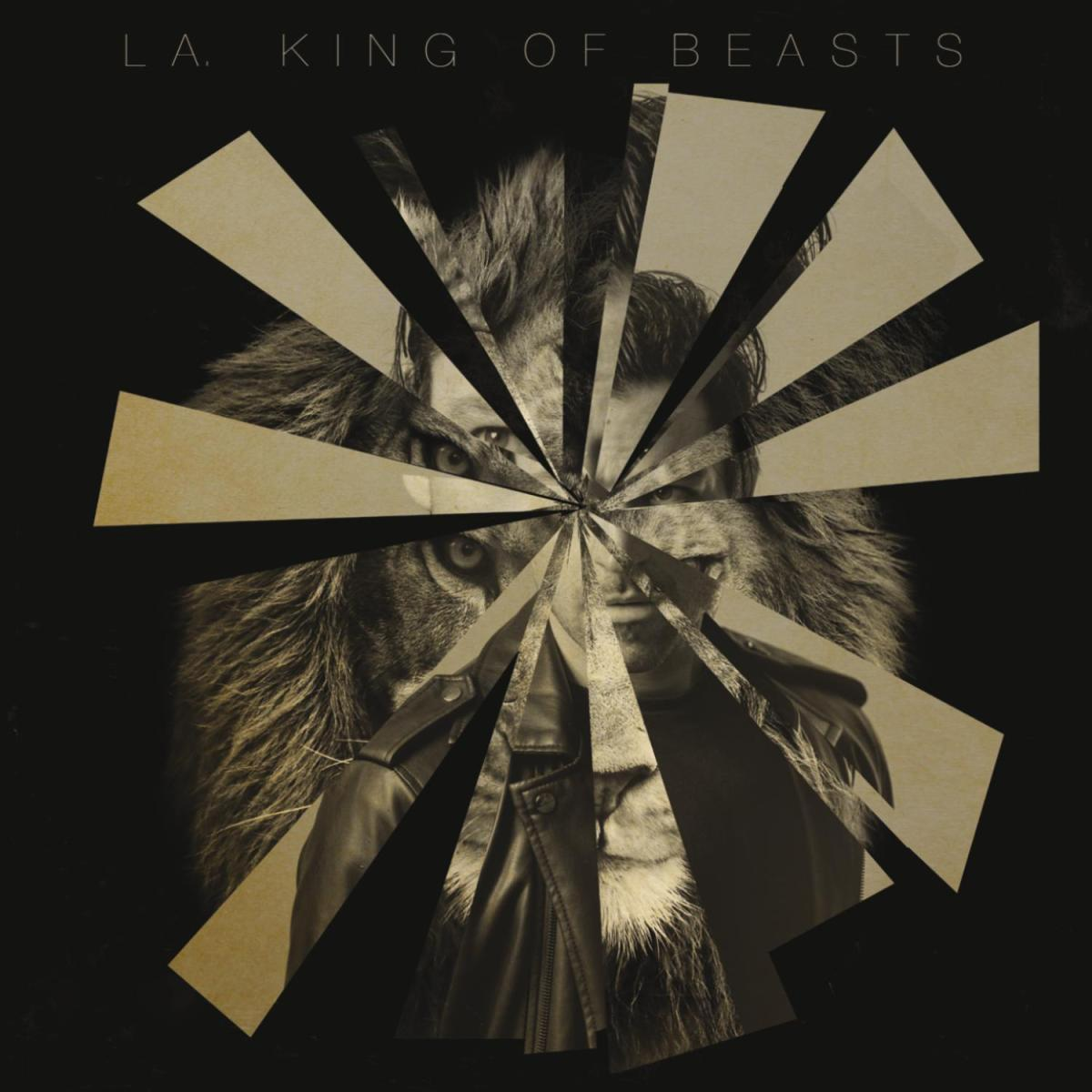L.A.: King Of Beasts (2017) Book Cover
