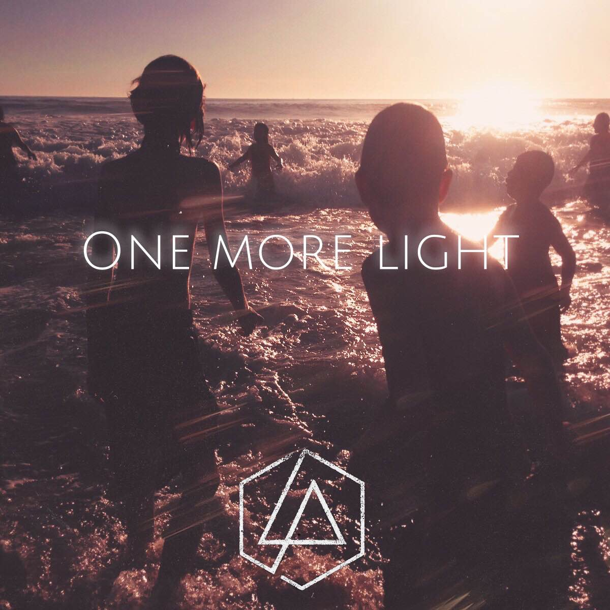 Linkin Park: One More Light (2017) Book Cover