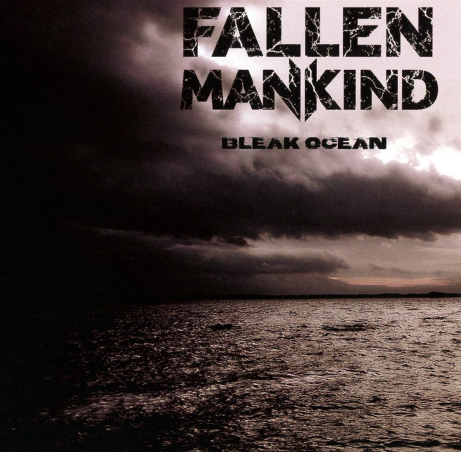 Fallen Mankind: Bleak Ocean (2017) Book Cover