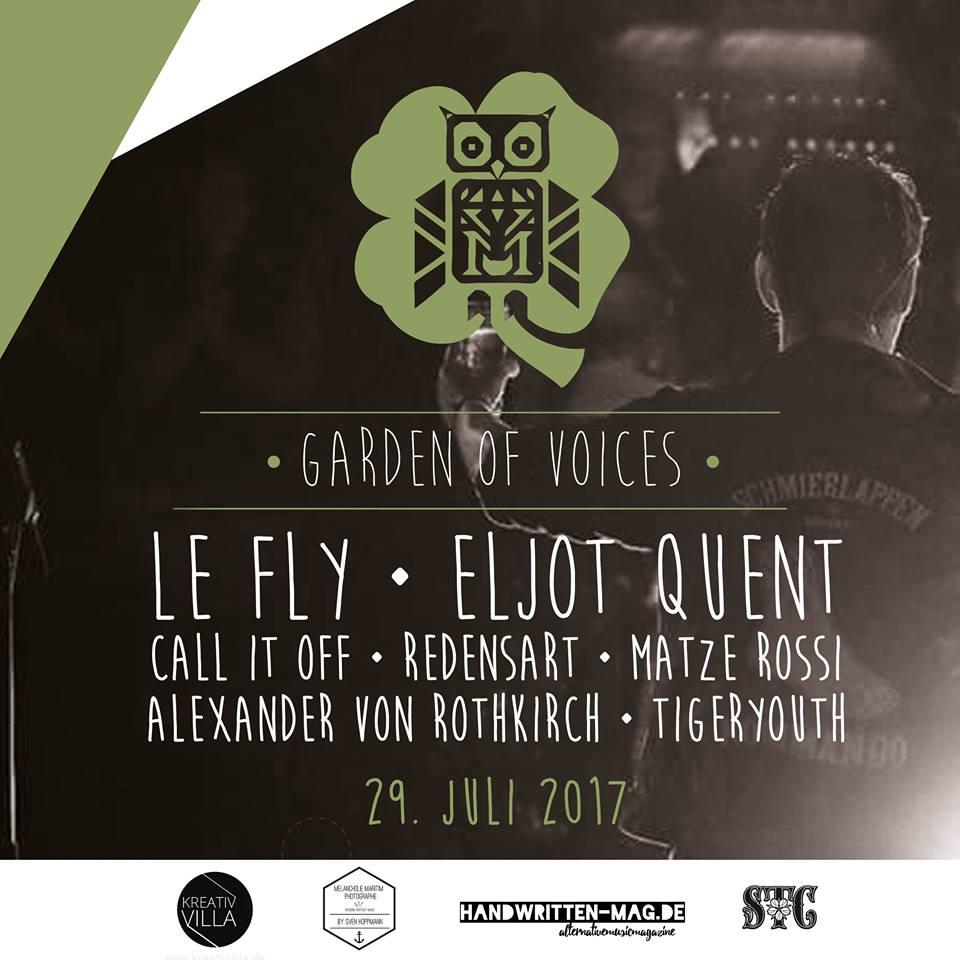 Garden Of Voices Open Air (Bild: hfr.)