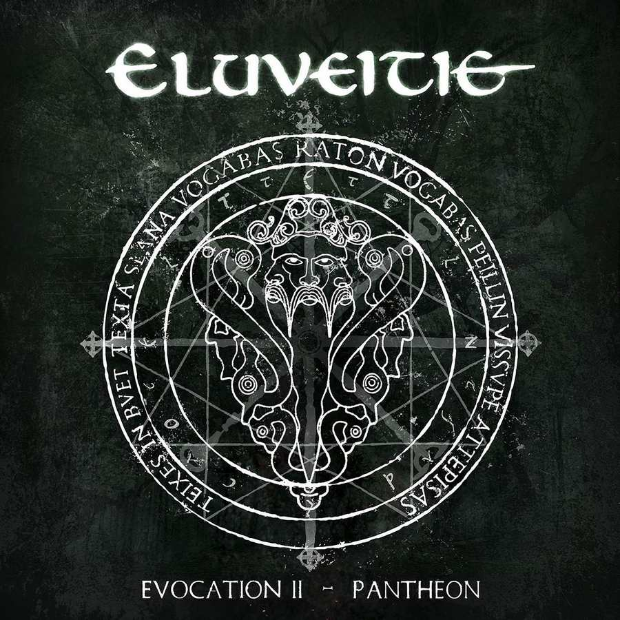 Eluveitie: Evocation II - Pantheon (2017) Book Cover