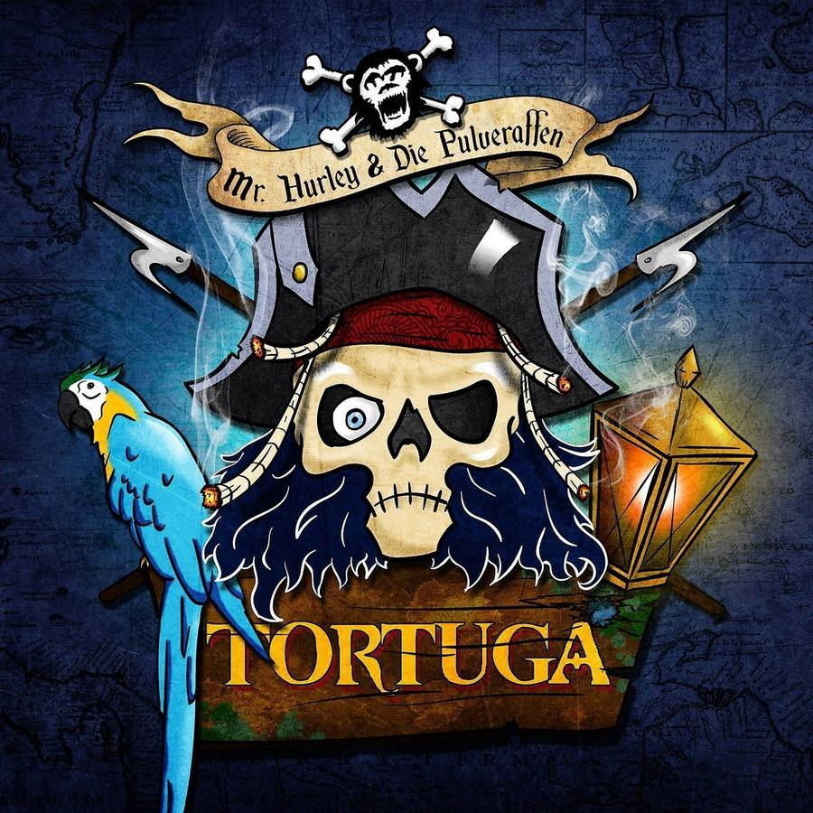 Mr. Hurley & die Pulveraffen: Tortuga (2017) Book Cover