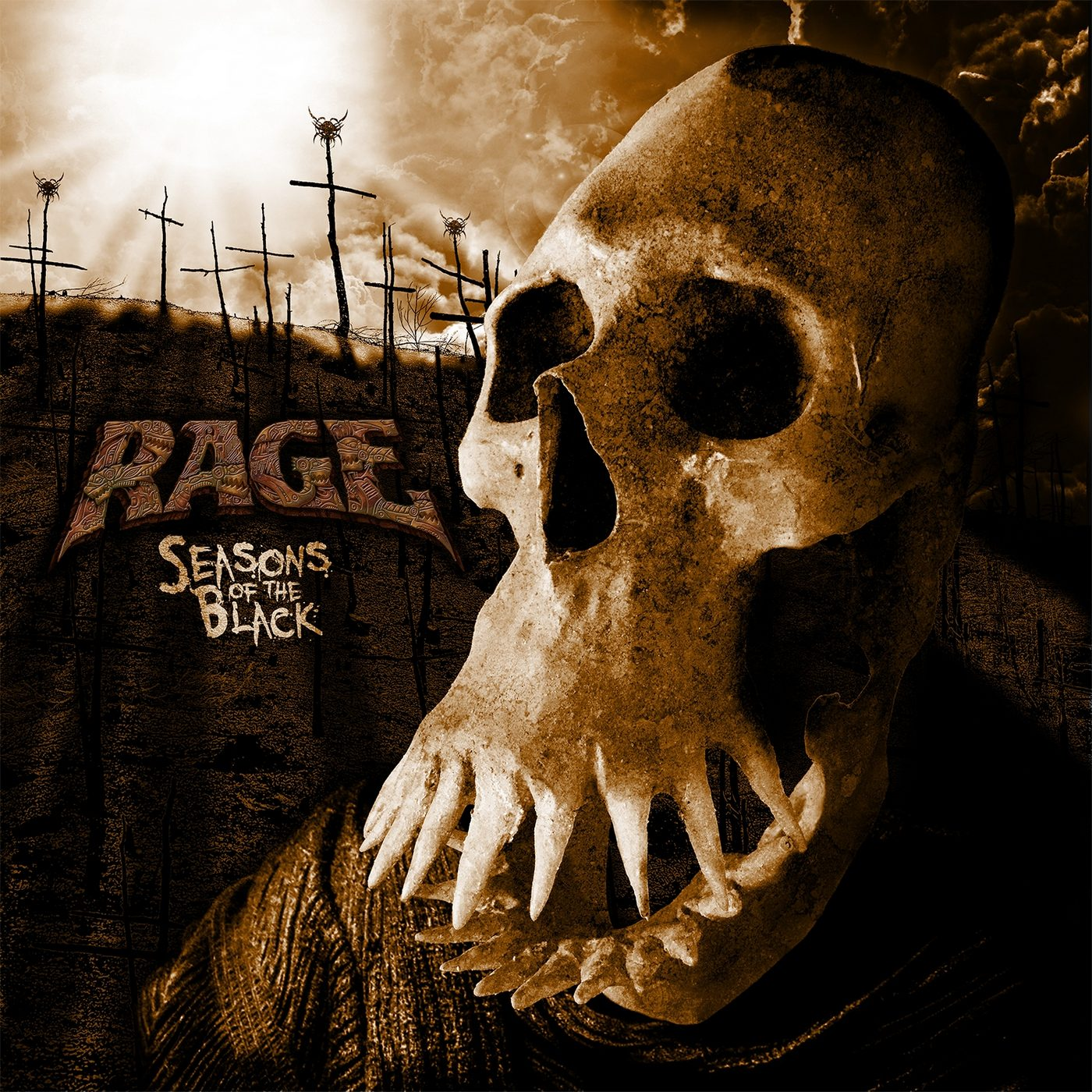 Rage: Seasons of the black (2017) Book Cover