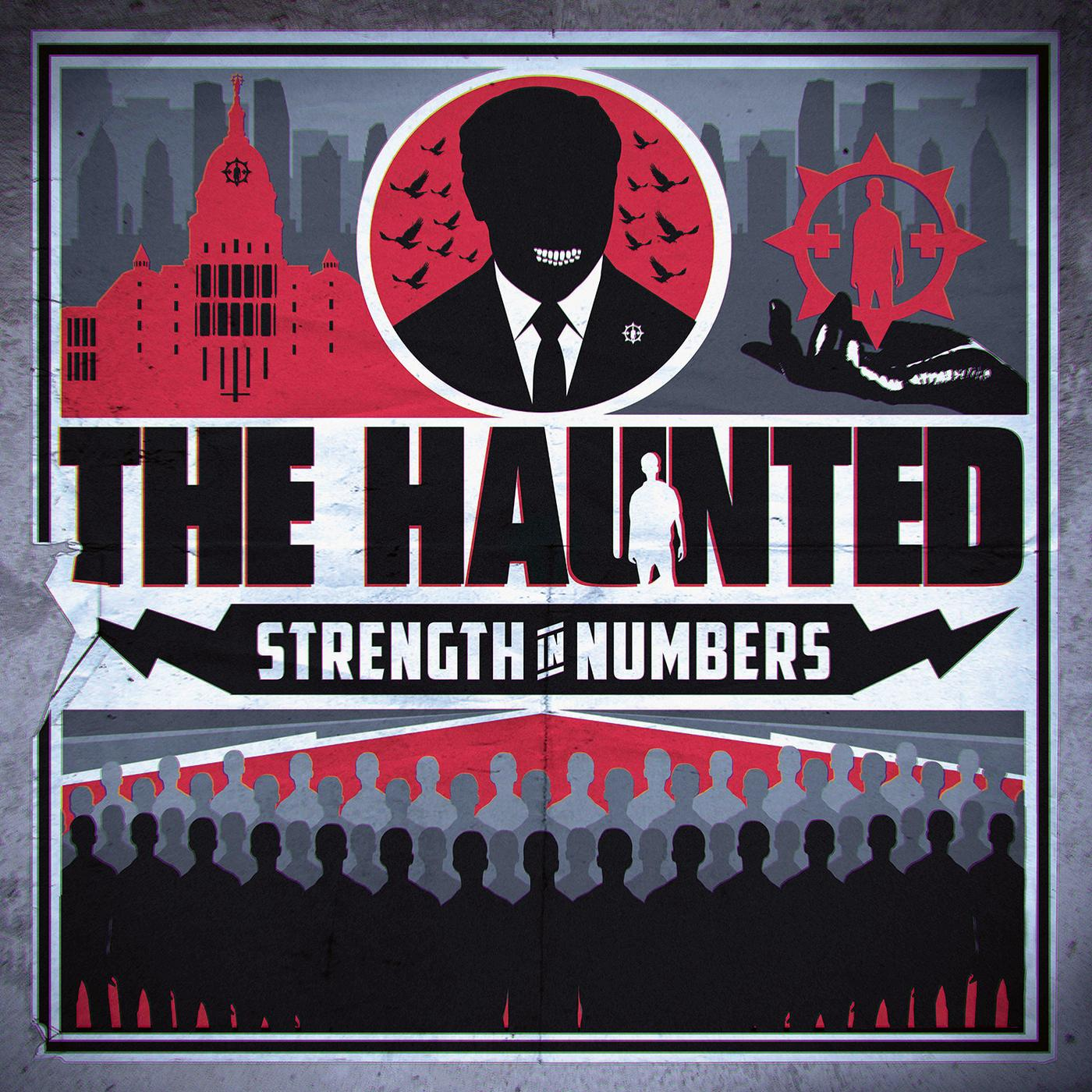 The Haunted: Strength In Numbers (2017) Book Cover