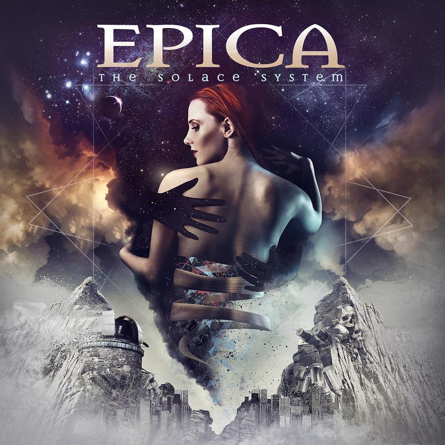 Epica: The Solace System (2017) Book Cover