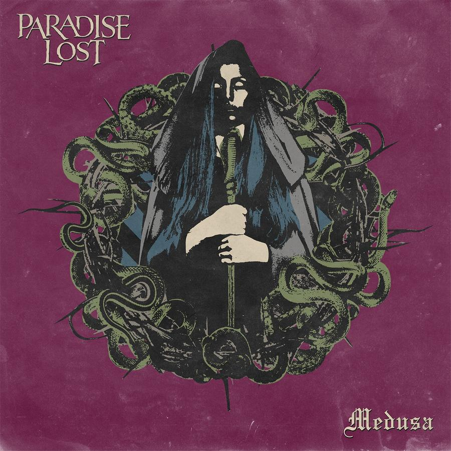 Paradise Lost: Medusa (2017) Book Cover