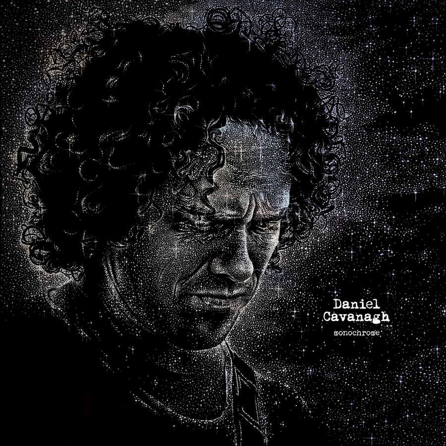 Daniel Cavanagh: Monochrome (2017) Book Cover