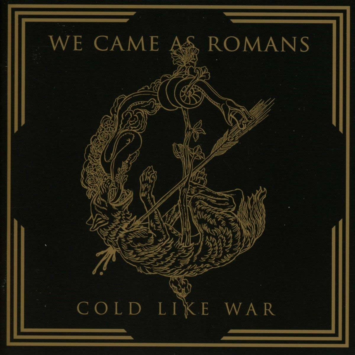 We Came As Romans: Cold Like War (2017) Book Cover