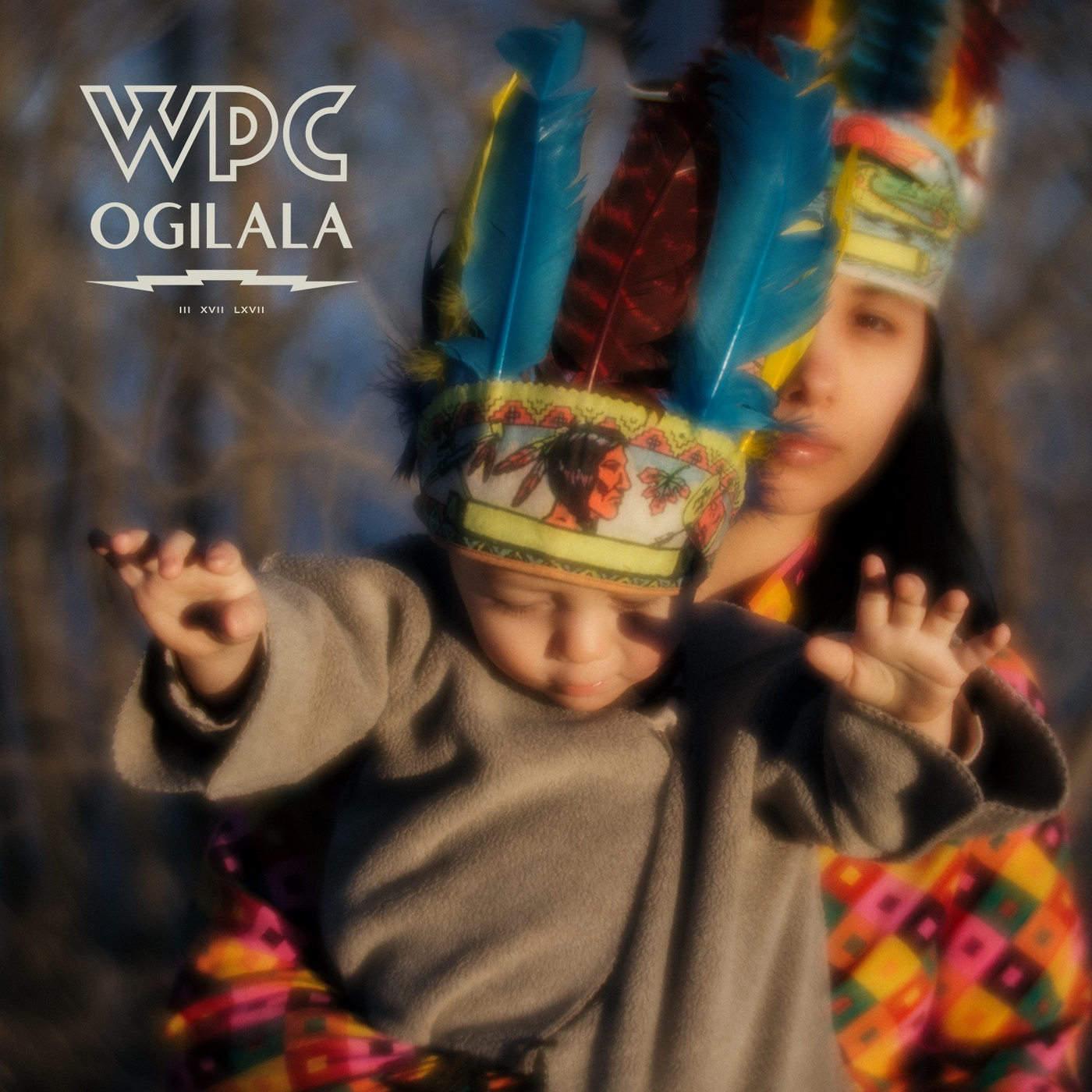 William Patrick Corgan: Ogilala (2017) Book Cover