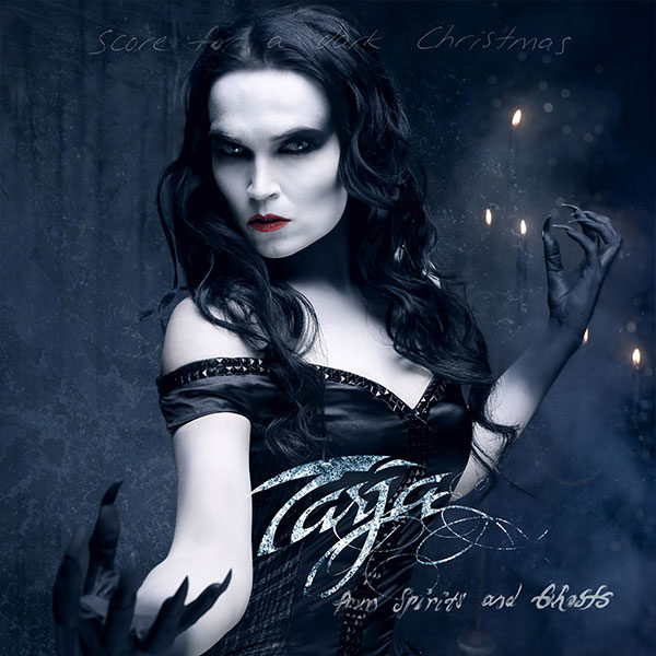 Tarja Turunen: From Spirits And Ghosts - A Score For A Dark Christmas (2017) Book Cover