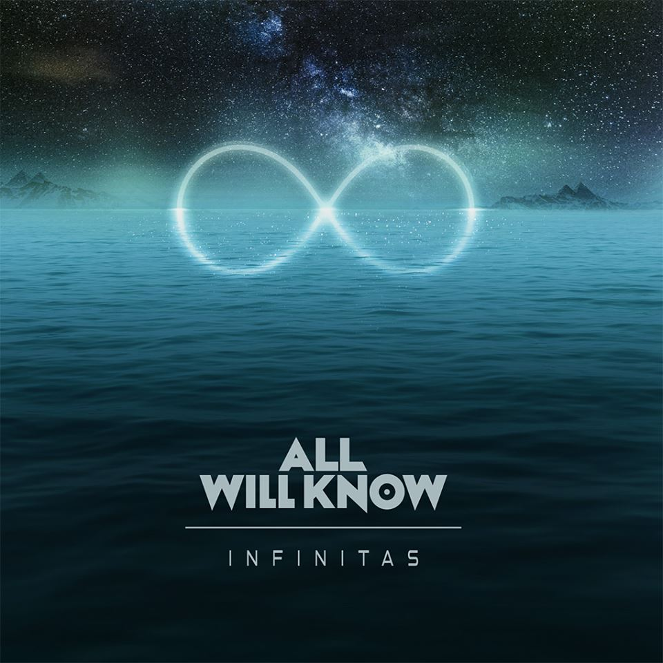 All will know: Infinitas (2017) Book Cover