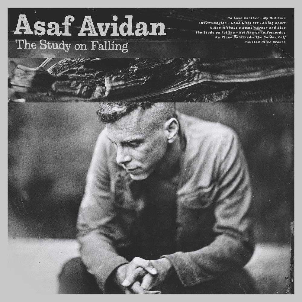 Asaf Avidan: The Study On Falling (2017) Book Cover