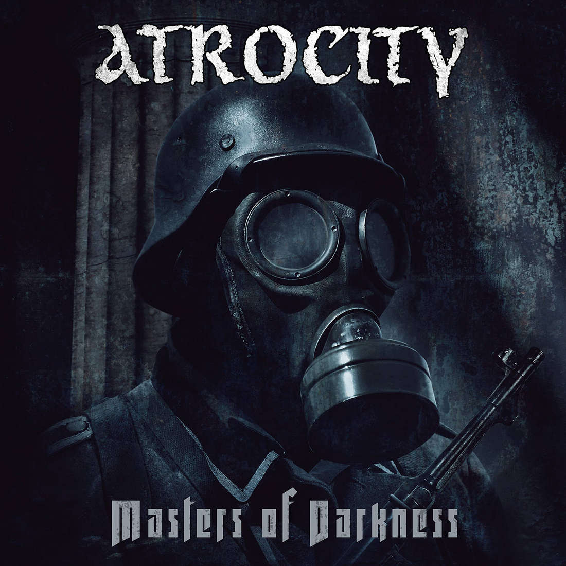Atrocity: Masters of darkness (2017) Book Cover