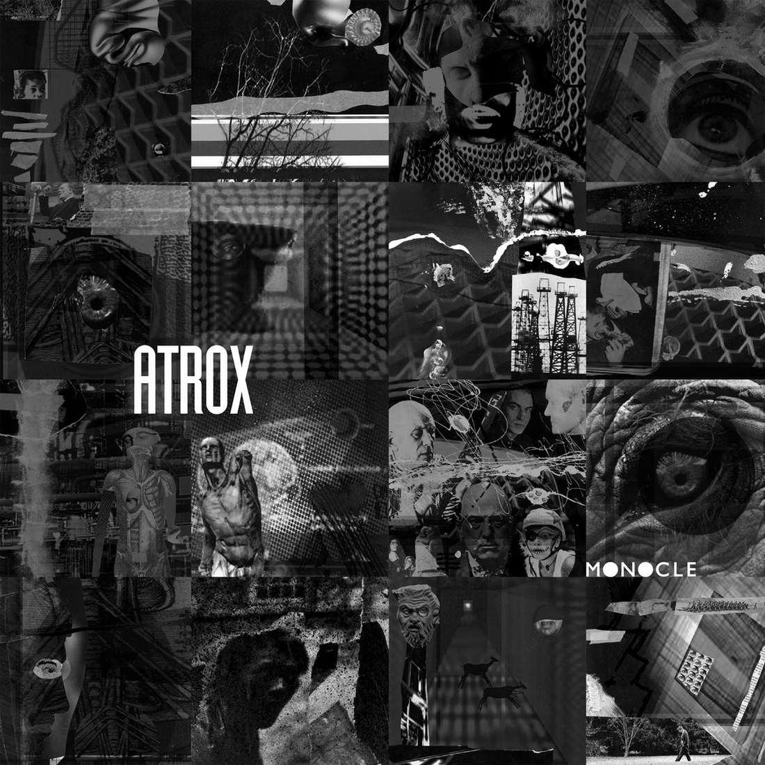 Atrox: Monocle (2017) Book Cover