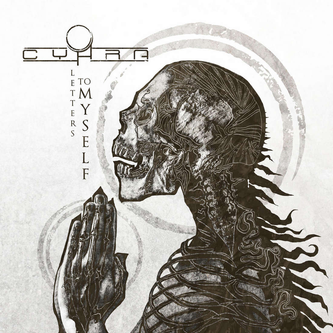 Cyhra: Letters to myself (2017) Book Cover