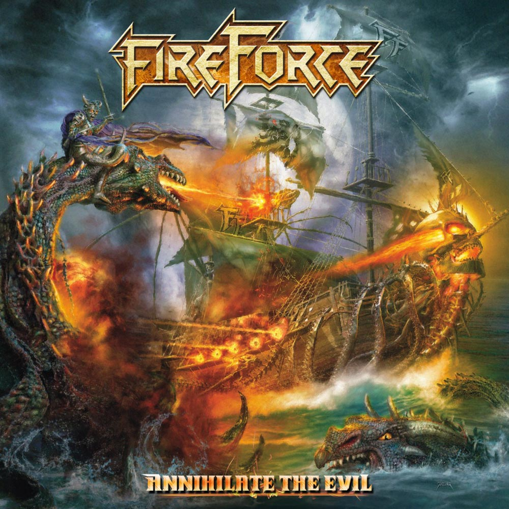 Fireforce: Annihilate The Evil (2017) Book Cover