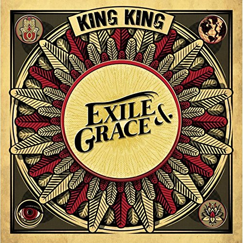 King King: Exile & Grace (2017) Book Cover