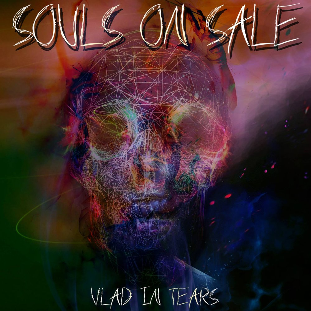 Vlad In Tears: Souls On Sale (2017) Book Cover