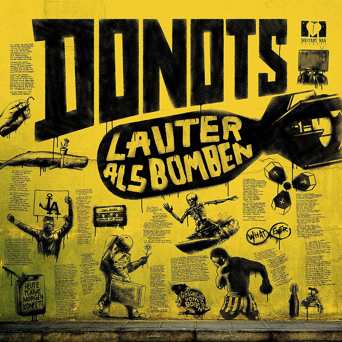 Donots: Lauter als Bomben (2018) Book Cover