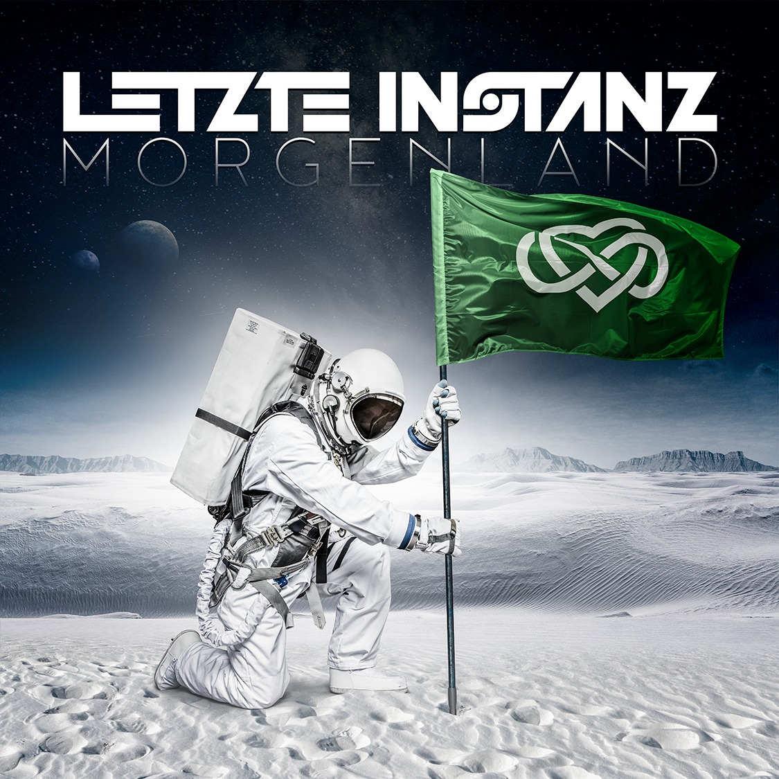 Letzte Instanz: Morgenland (2018) Book Cover
