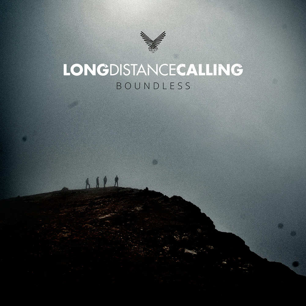 Long Distance Calling: Boundless (2018) Book Cover