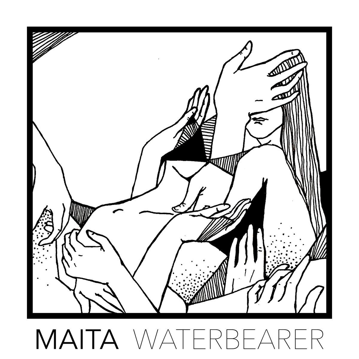 Maita: Waterbearer (2017) Book Cover