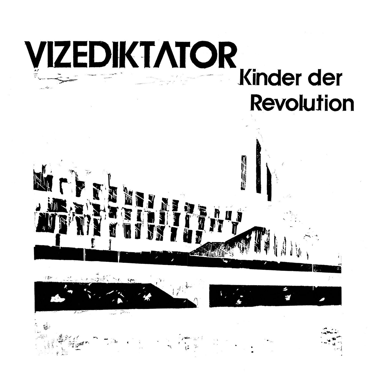 Vizediktator: Kinder der Revolution (2018) Book Cover