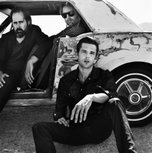 The Killers (Foto: Pressefreigabe, hfr.)