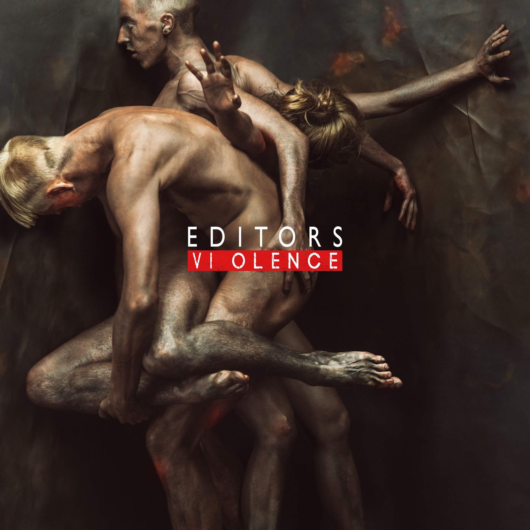 Editors: Violence (2018) Book Cover