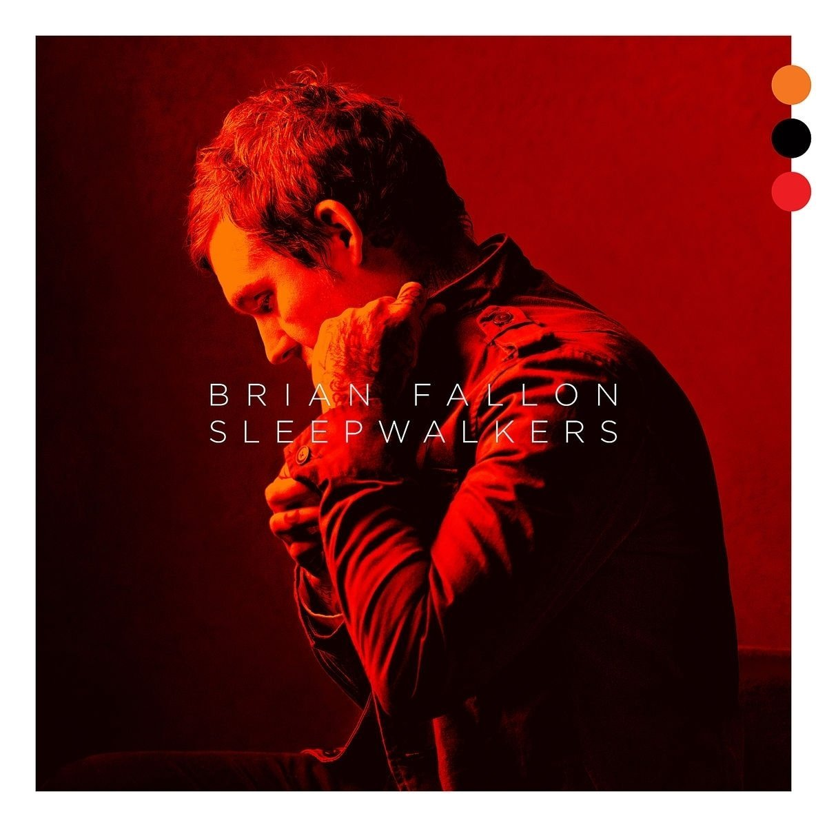 Brian Fallon: Sleepwalkers (2018) Book Cover