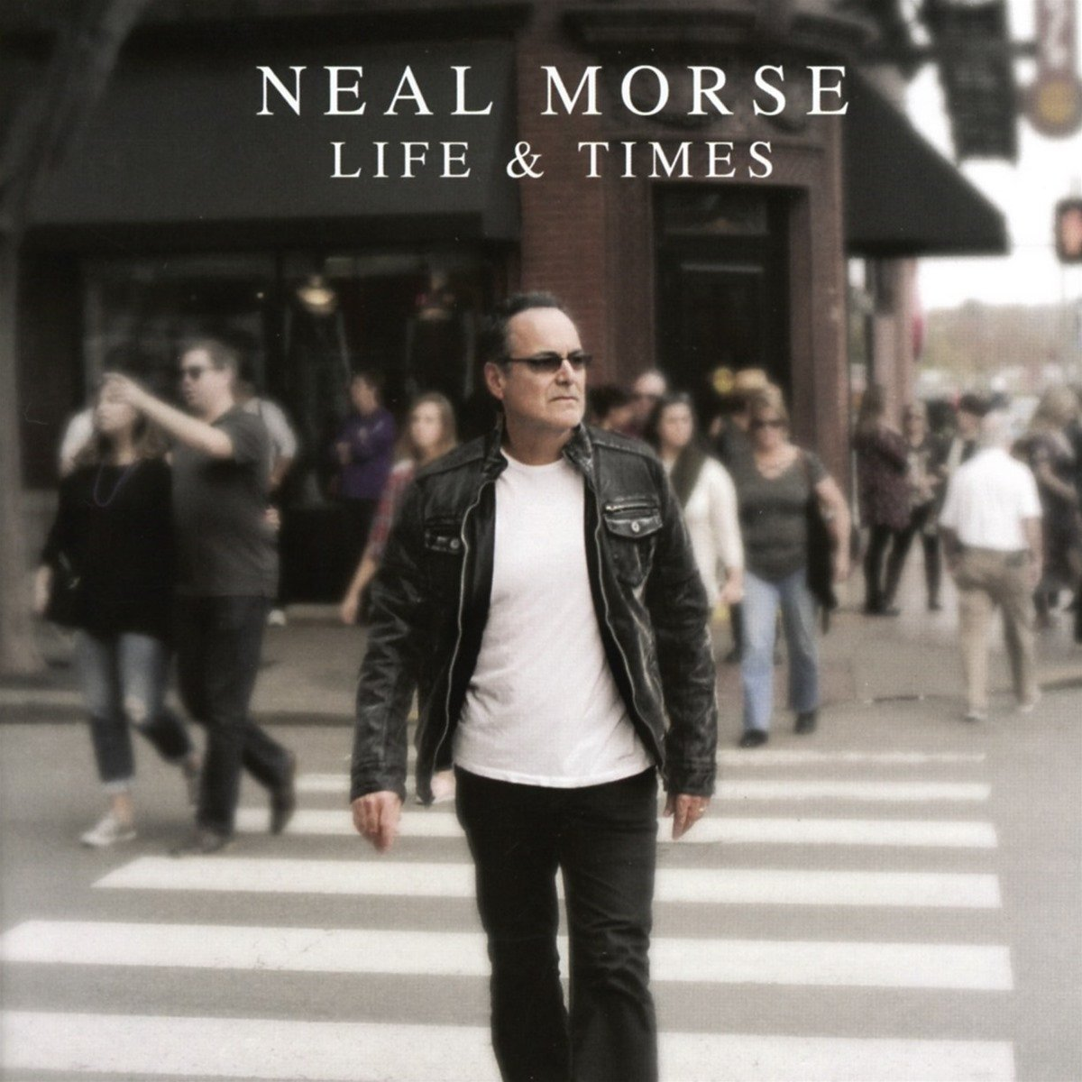 Neal Morse: Life and Times (2018) Book Cover