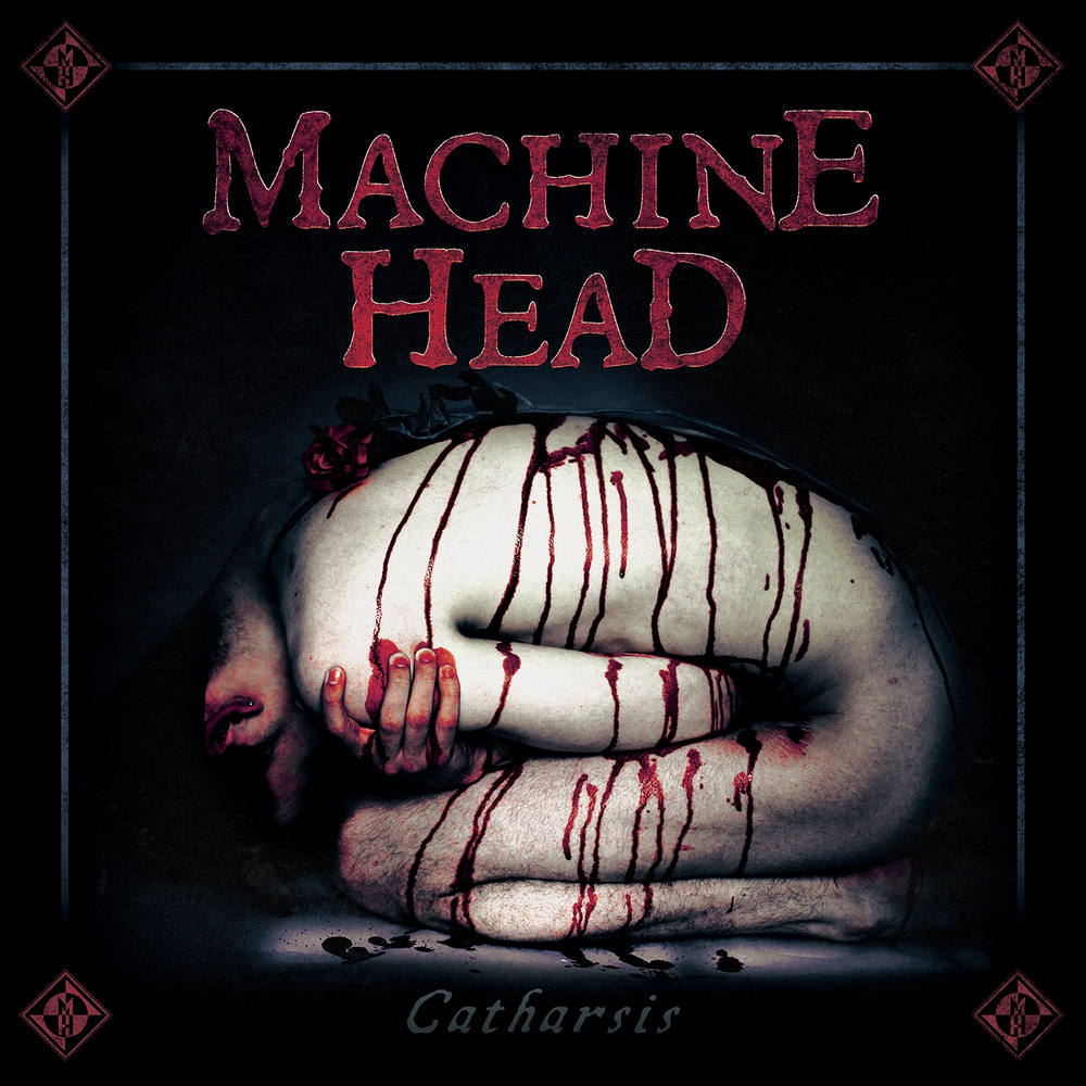 Machine Head: Catharsis (2018) Book Cover