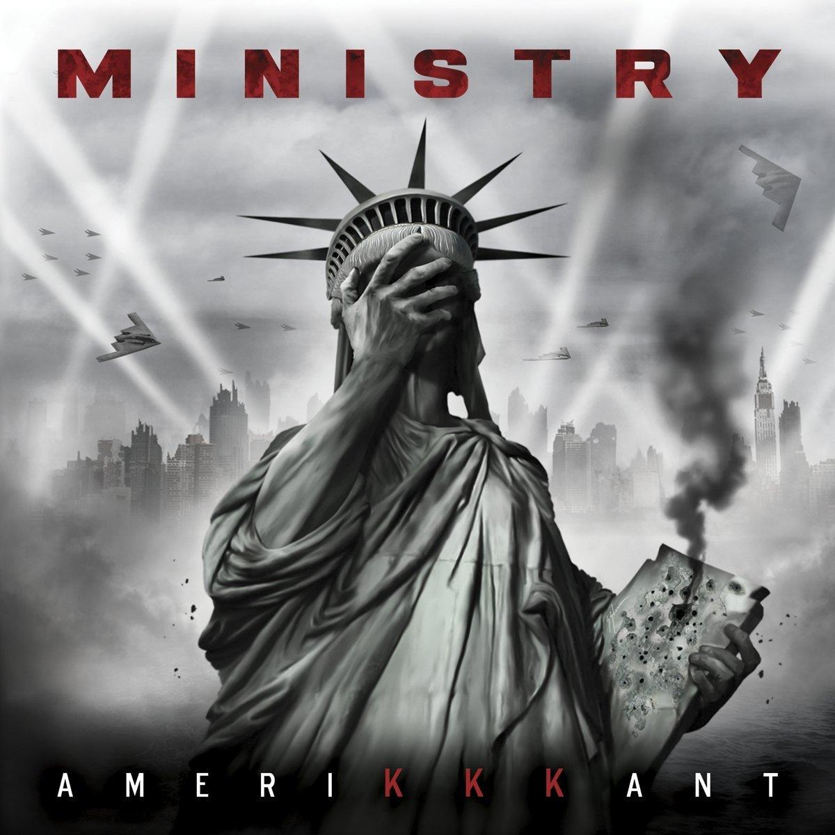 Ministry: AmeriKKKant (2018) Book Cover