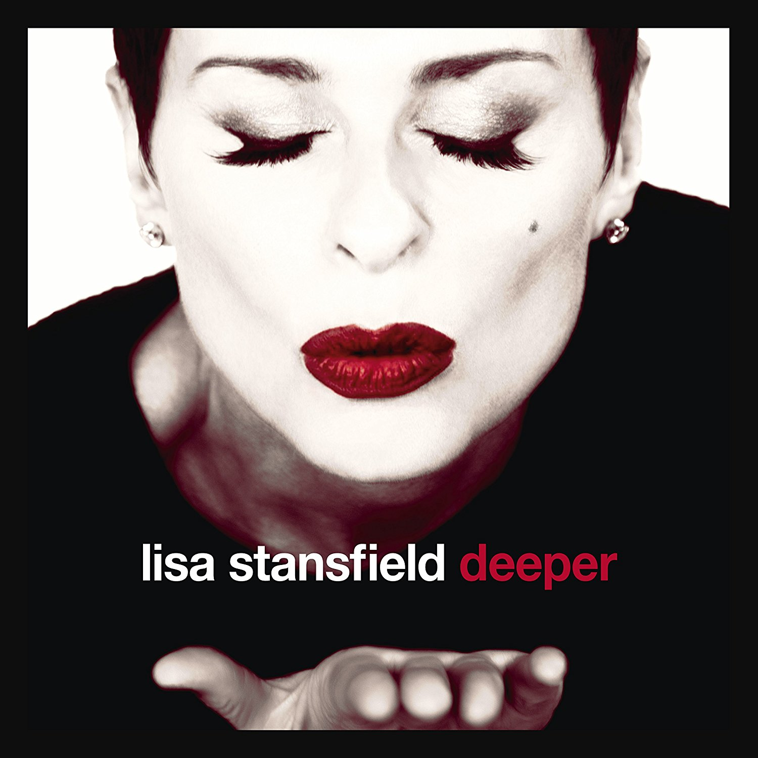Lisa Stansfield: Deeper (2018) Book Cover